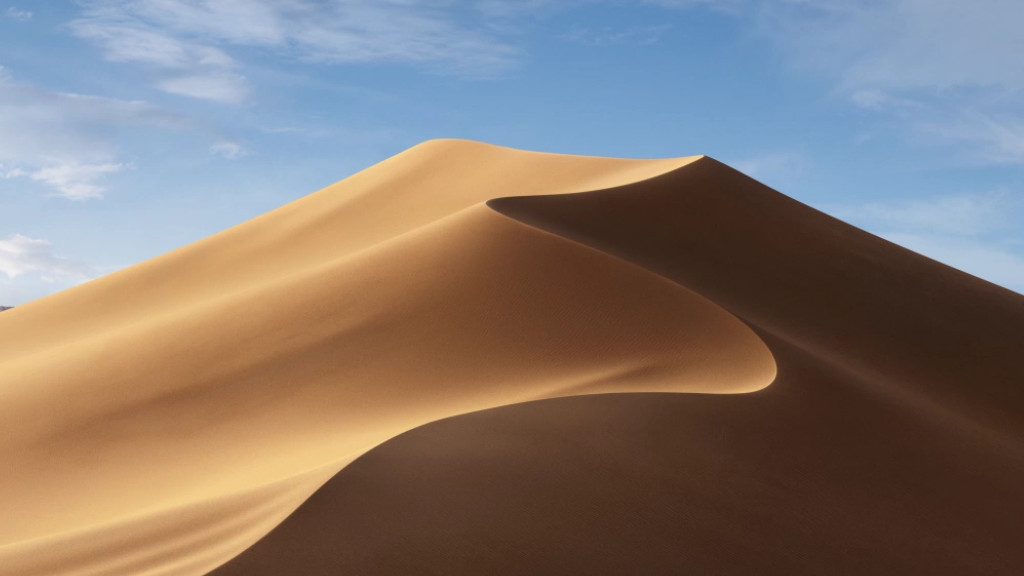 MacOS Mojave - что нового?