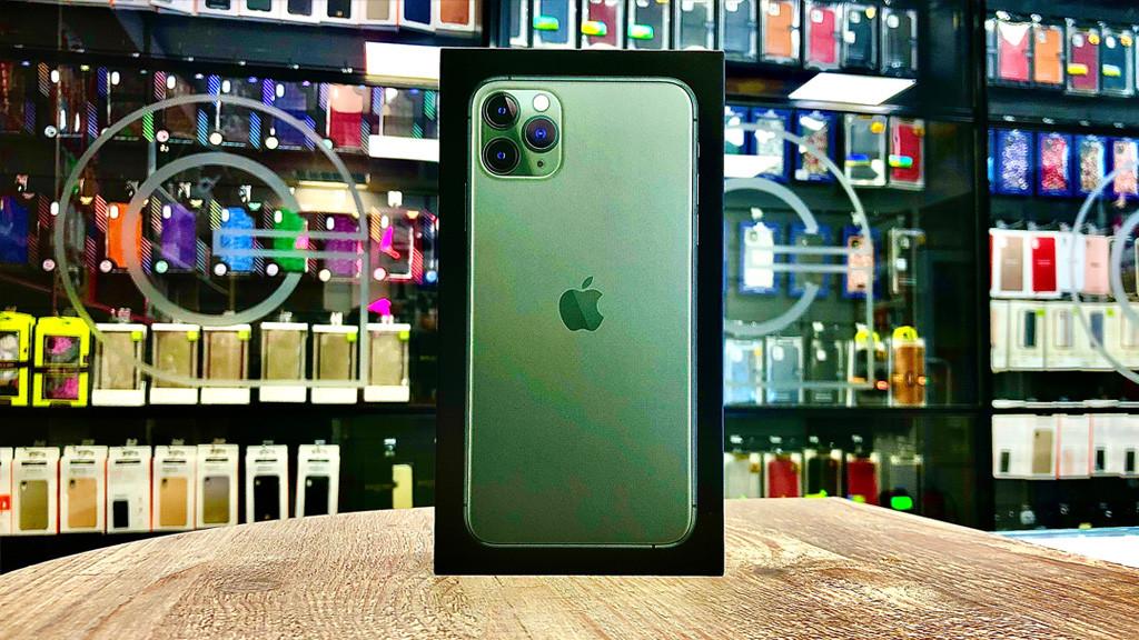 Почему стоит купить iPhone 11 Pro Max