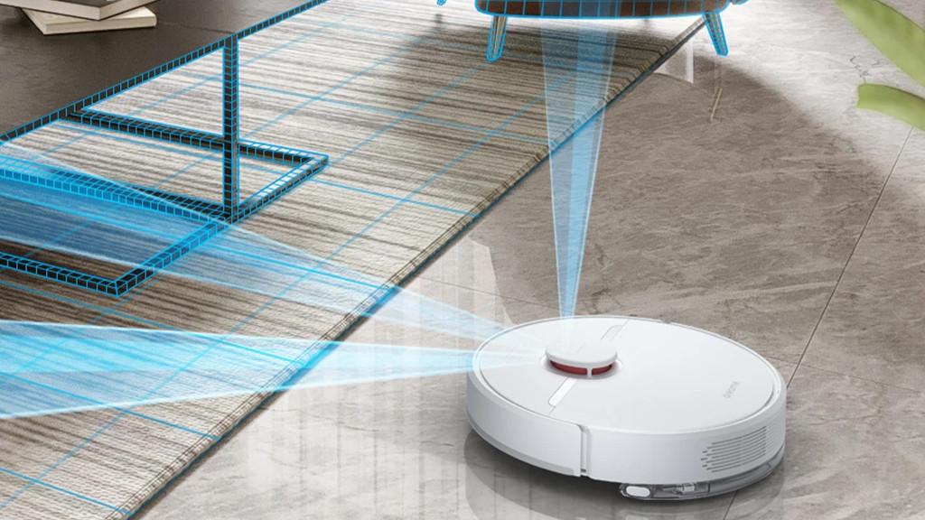 Навигация и датчики в роботах пылесосах