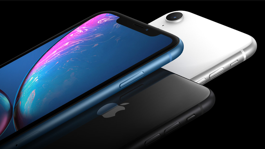 iPhone Xr представлен!