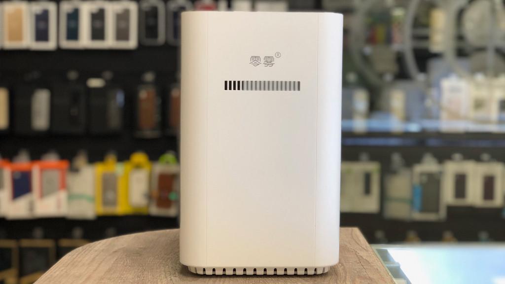 Увлажнитель воздуха Mi Zero Fog Humidifier – создан, чтобы дарить уют и комфортную атмосферу дома