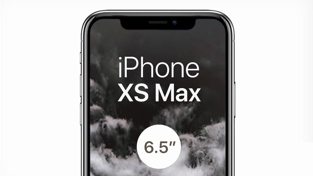 Самый большой и самый производительный смартфон Apple