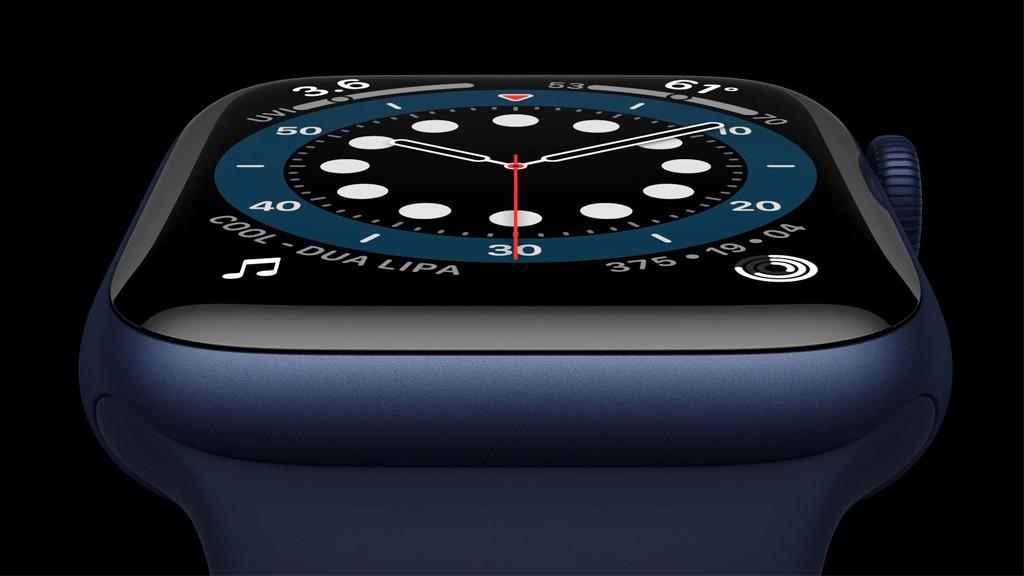 Apple Watch Series 6 официально представлены!