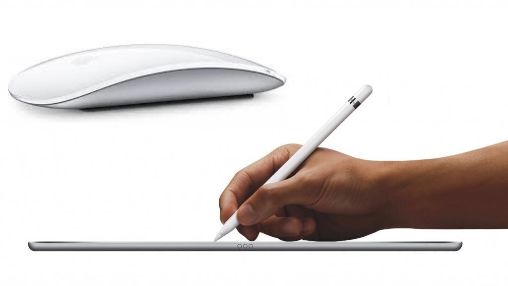 Apple Pencil и Magic Mouse 2 уже в наличии!