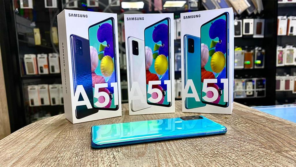 Почему стоит купить Samsung Galaxy A51