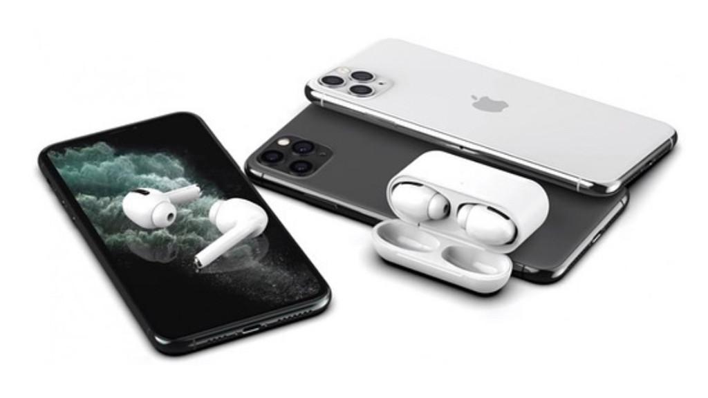 Apple AirPods Pro официально представлены!