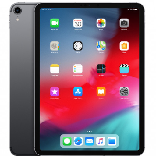 Планшет Apple iPad Pro 11 512Gb Wi-Fi + Cellular Space Gray